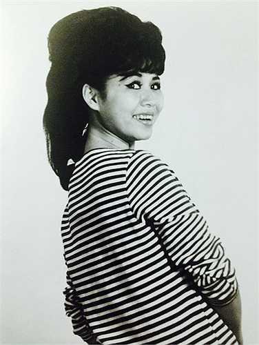 BACH YÊN chụp năm 1964